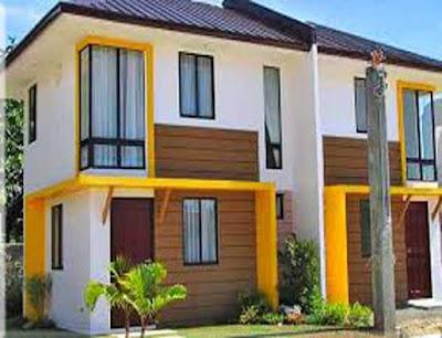 warna cat dinding luar rumah yang cerah 39