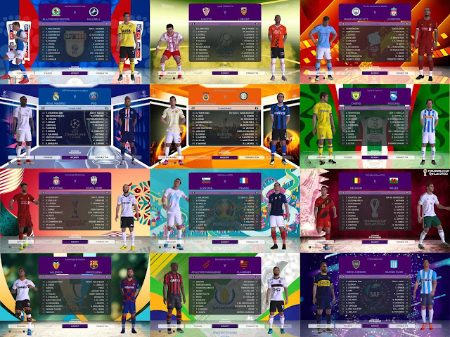 PES 2017 Background Server Competitions by RND Creative PES