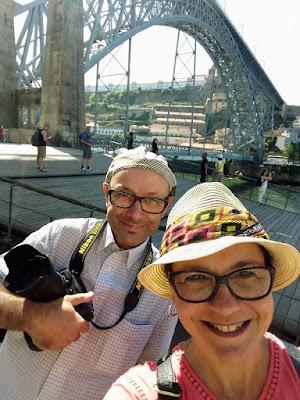 Guia e Fotógrafo no Porto