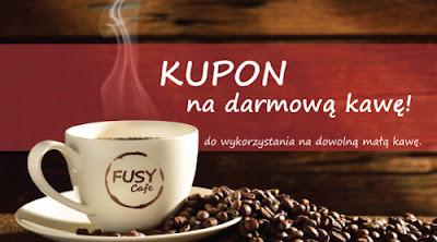 Fusy Cafe Sandomierz - kupon