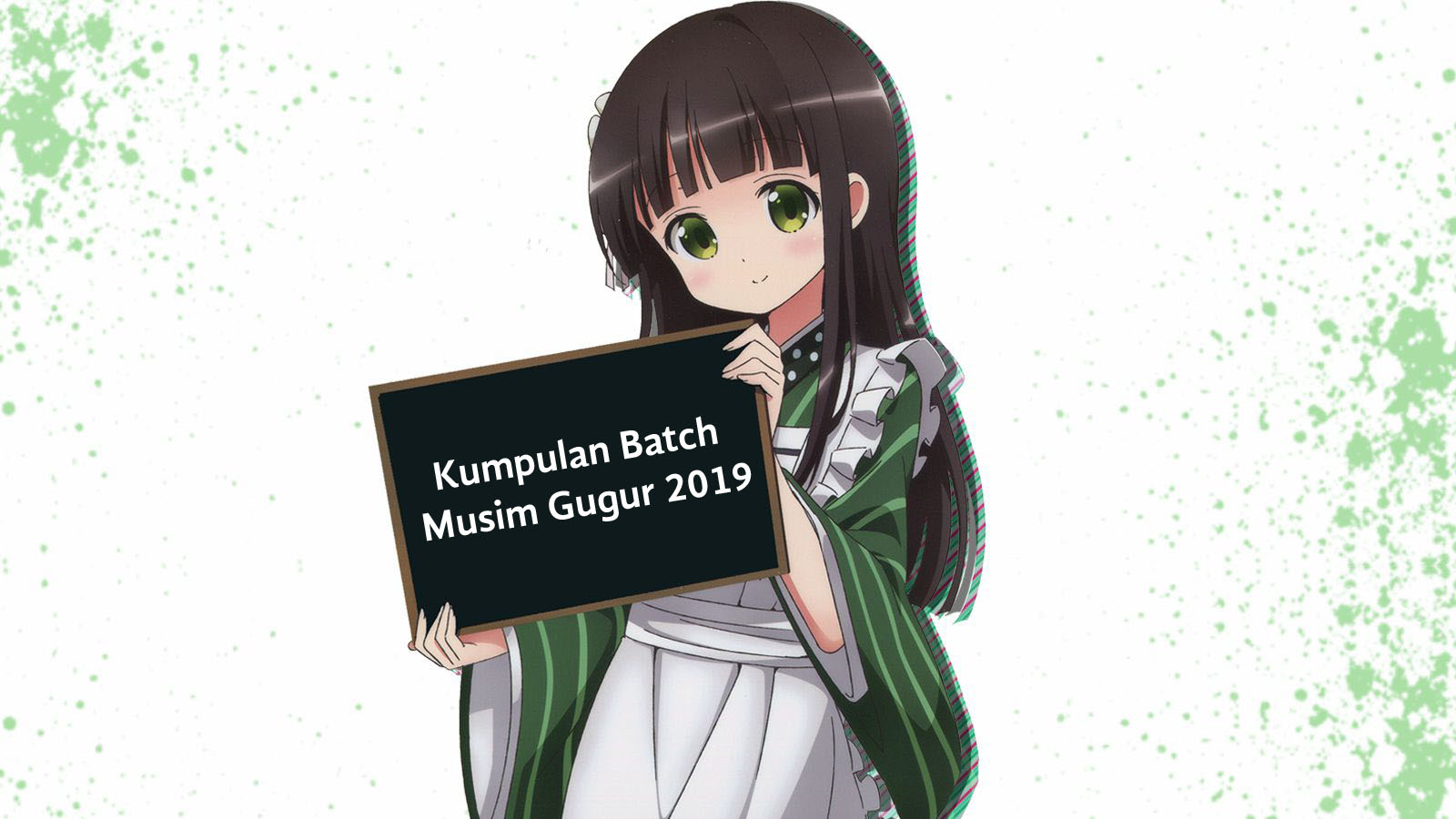 Kumpulan Batch Proyek Musim Gugur 2019