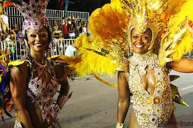 """Bacharéis do Samba, """" Quem Dança Seus Males Espantam"""", é  o enredo para 2019"""