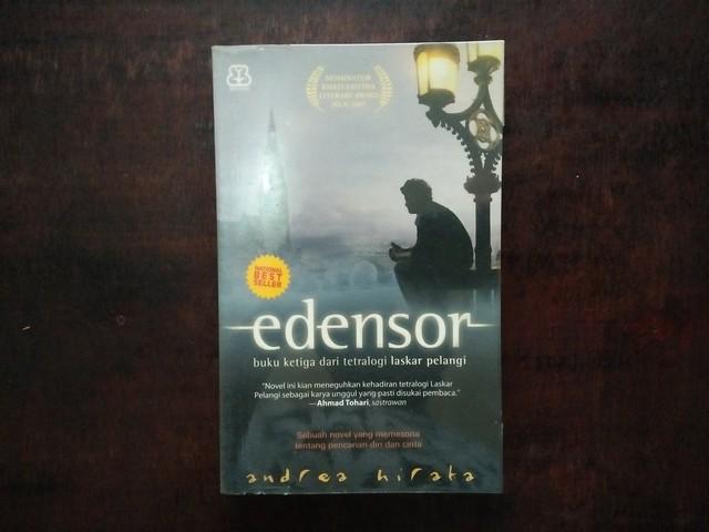 """Resensi Novel """"Edensor"""""""