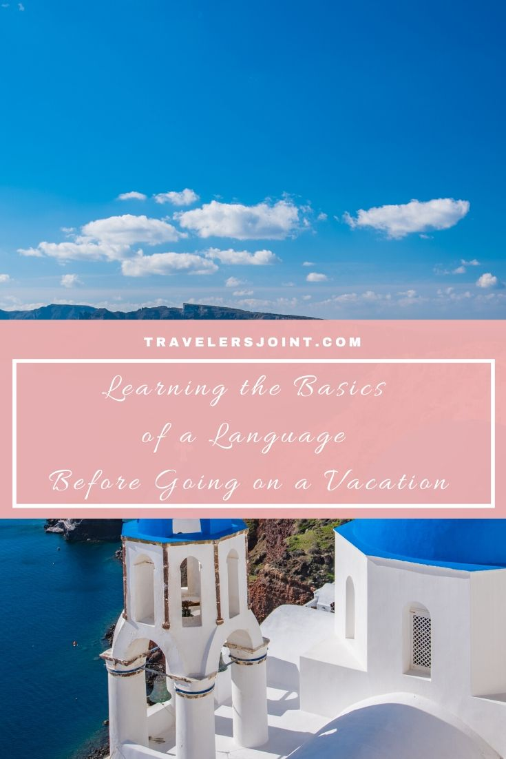 learning a language, greece