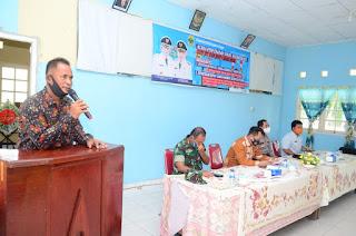 Wakil Bupati M. Nizar Bagikan Surat Rekomendasi BBM JBT dan JBKP