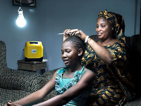 Currently, 55% of Nigerians lack access to electricity