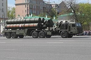 S-400 Triumph Air defence system