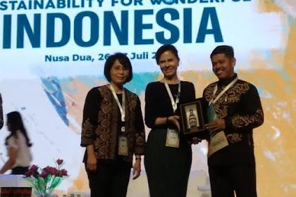 Lemahnya Regulasi Bank Sampah Dikeluhkan di Ajang Bali's Big Eco Forum