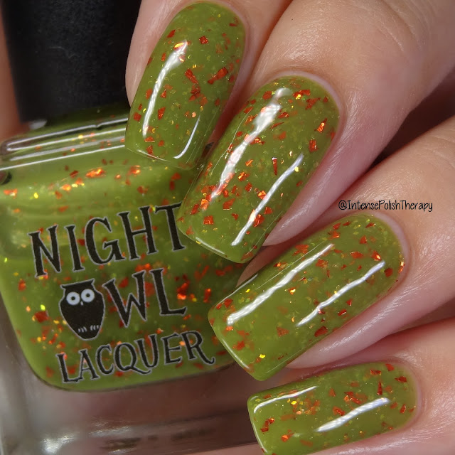 Night Owl Lacquer Zombie Bite