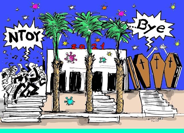Πρωτοχρονιάτικο ρεβεγιόν στο Dubai