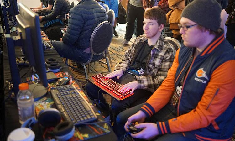 Ciri - Ciri Seorang Gamers Sering Dijumpai