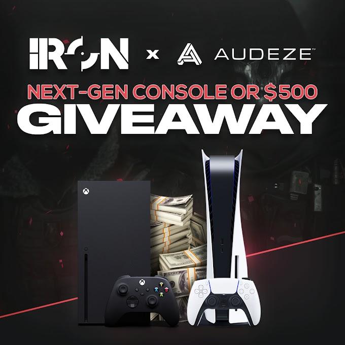 Sorteio Playstation 5 ou Xbox Series X ou $ 500 dólares