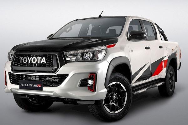 Ficha Técnica Toyota Hilux GR Sport (2019)