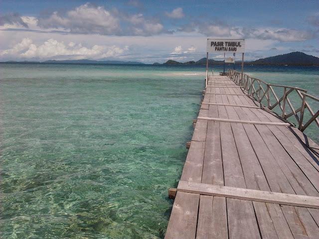Berwisata Di Pasir Timbul Lampung Yang Mengasyikkan, Silahkan Share..!!