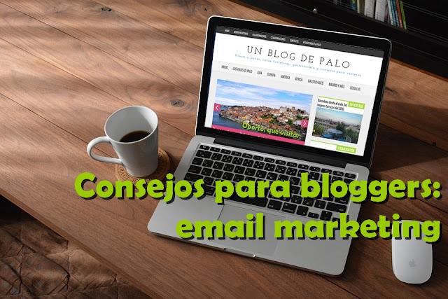 Herramientas y consejos de email marketing para travelbloggers: Mailrelay