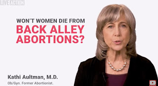 VIDEO: Will more women die from back-alley abortions if they can't get them legally?