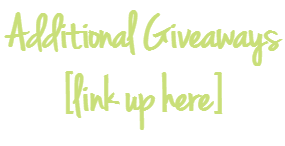 Additional Giveaways Link Up