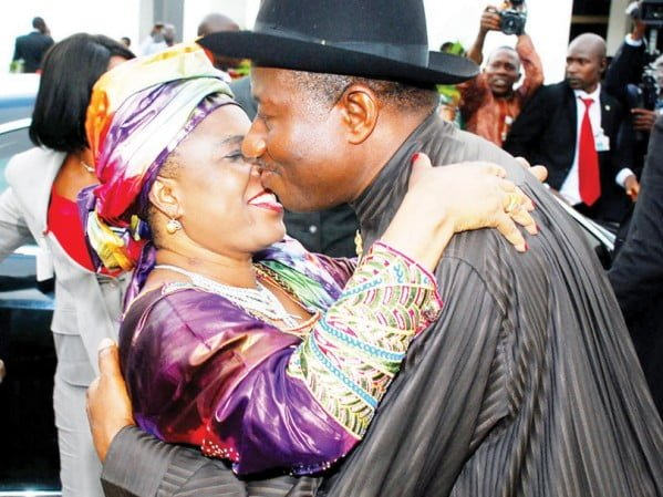 """""""I Will Not Stop Marrying"""", Wife of Former President Goodluck Jonathan Confesses Her Undying Love For The Hubby"""