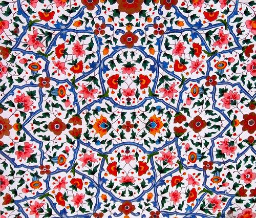 BeadBag: Islamic Art - Tiles
