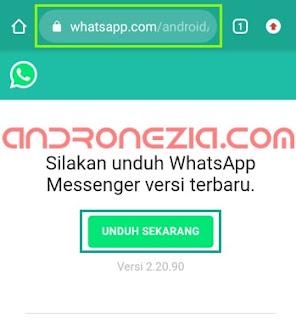 cara memperbaiki whatsapp kadaluarsa