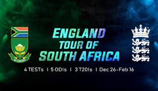 South Africa vs England test series 2019/20 highlights