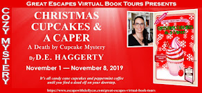 Christmas Cupcakes and a Caper – 8 November