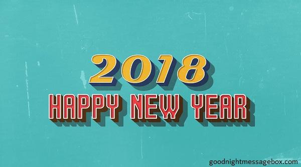 Happy New Year Whatsapp Msg