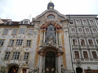 Iglesia de Asam de Munich