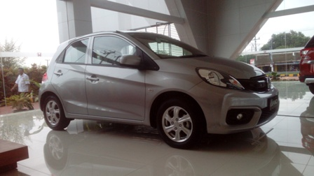Honda Brio Satya Terbaru