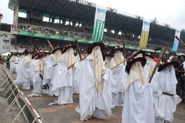 Eyo festival: Do not wear shoes, head ties – Oba of Lagos warns residents, visitors