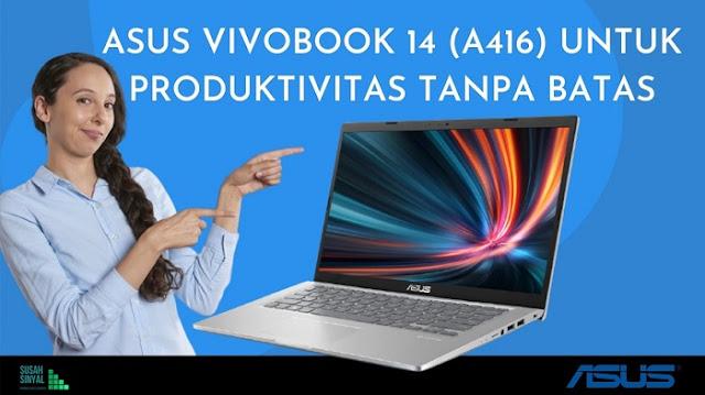 ASUS VivoBook 14 (A416)