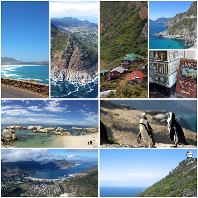 Cape Town For Beginners - Ten fantastic things to do in Cape Town. Cape Point - The almost southernmost point of South Africa