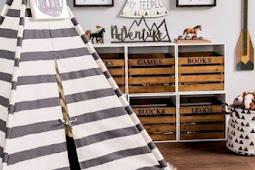 Punte della camera da letto della decorazione dei bambini ed idee di decorazione