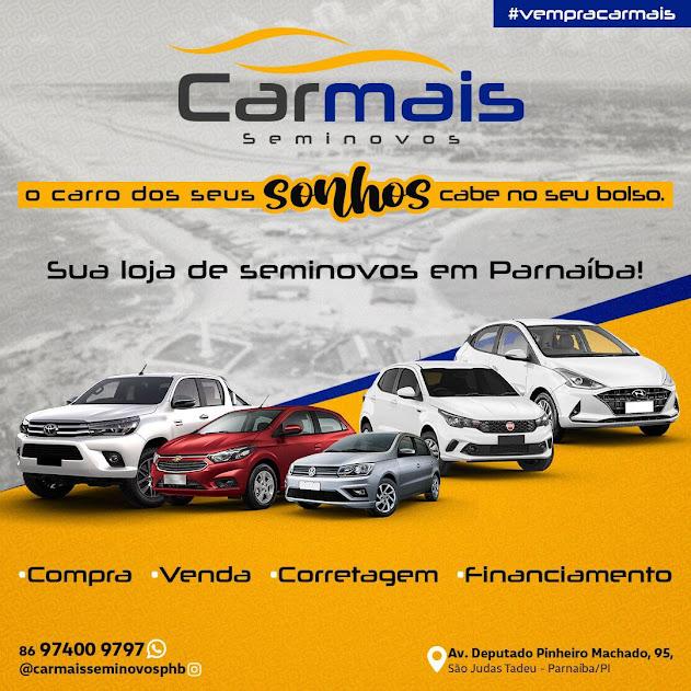 NOVA REVENDA DE AUTOS: CARMAIS SEMINOVOS