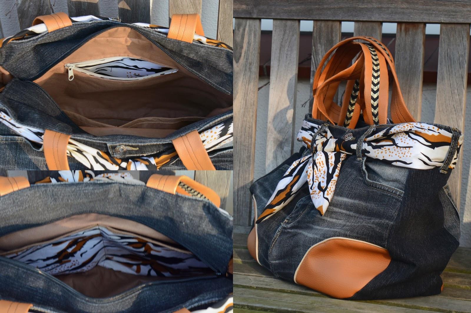 samari design schnabelina jeans bag. Black Bedroom Furniture Sets. Home Design Ideas