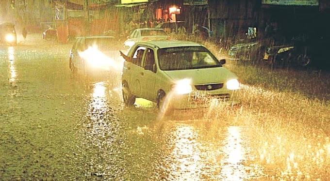 مون سون ہواؤں کا نیاسسٹم ملک میں داخل ہونے کو تیار.. شدید بارشوں  کے امکانات