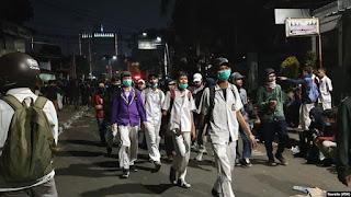 UNICEF Serukan Perlindungan terhadap Anak-anak Indonesia Peserta Demonstrasi