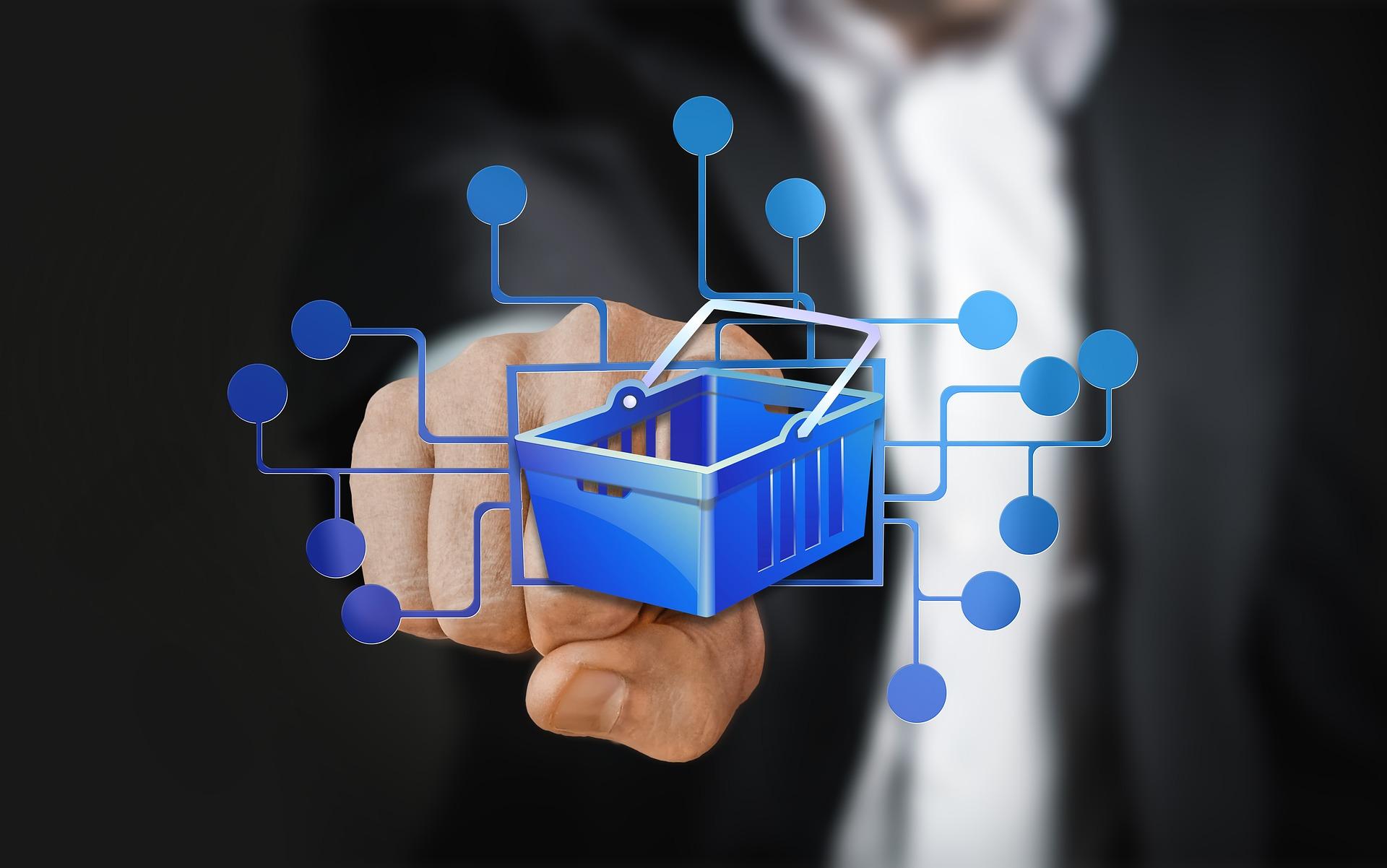 تقرير عن نمو التجارة الالكترونية في الإمارات