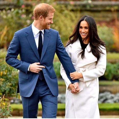 Prince Harry And Meghan Markle Want To Be 'Financially Independent'