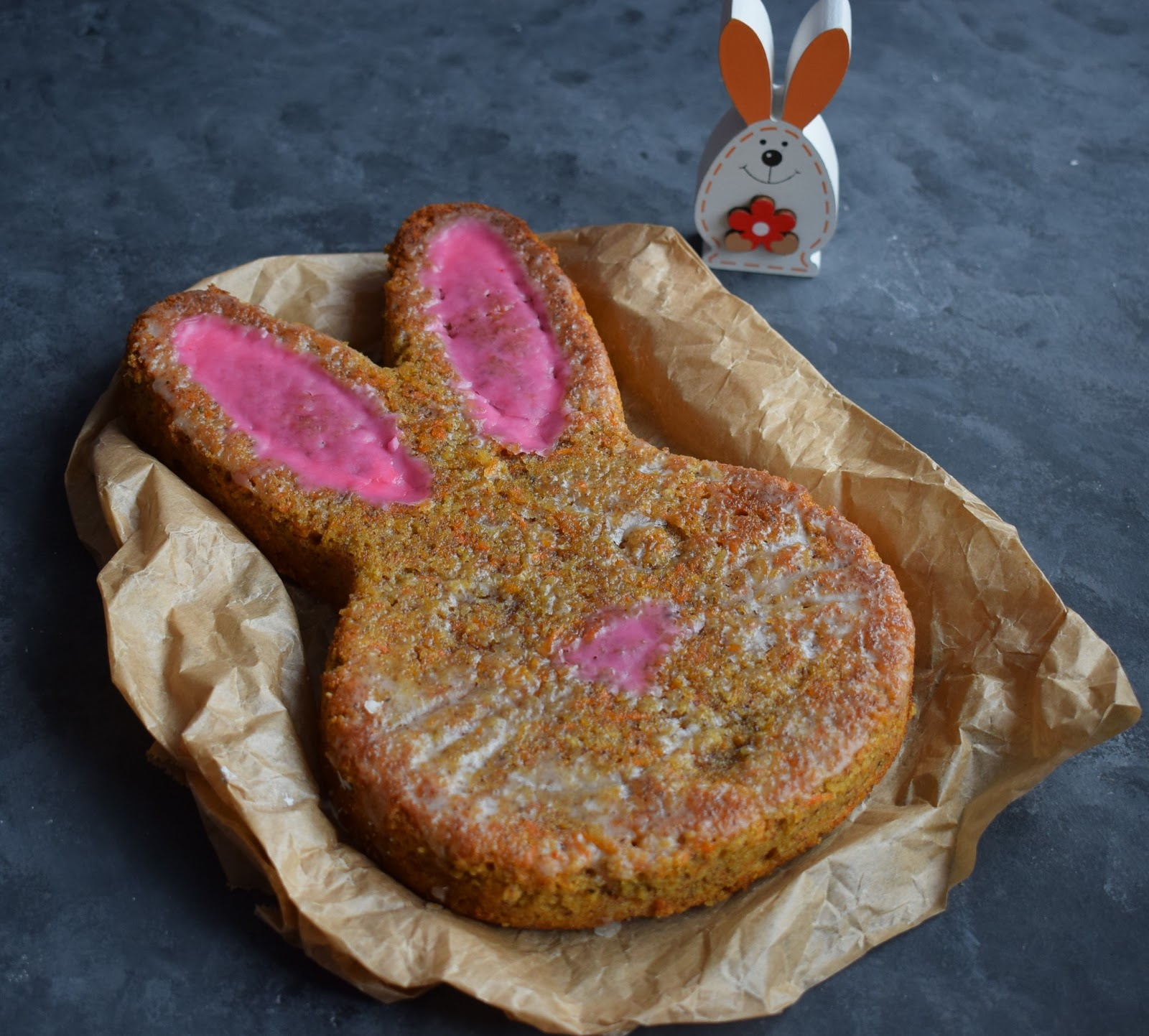Karotten Nuss Kuchen Soni Cooking With Love