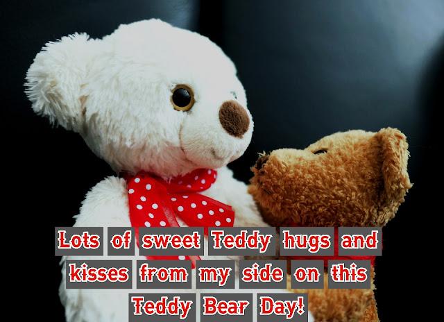 Happy Teddy bear day 2020
