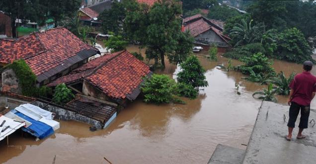 Banjir Bandang, 7 Warga Garut Tewas
