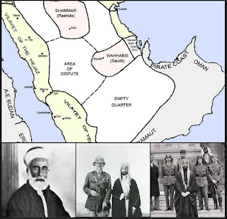 sejarah arab saudi