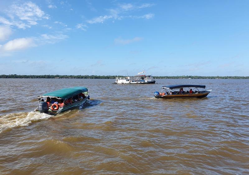 Ilha do Combu Pará