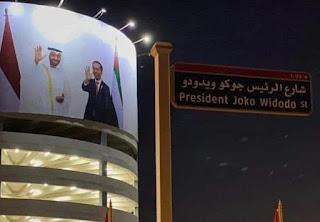 Jalan Jokowi di Arab Saudi