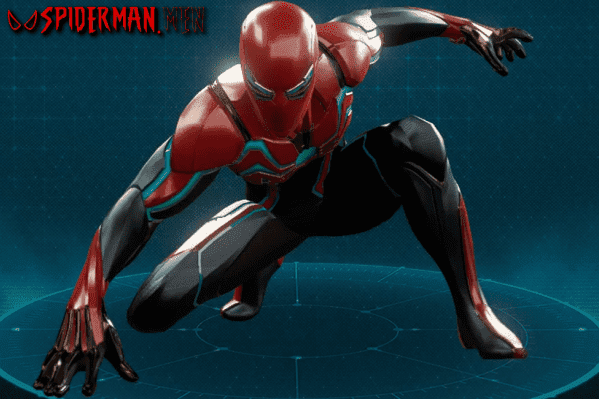 traje The Velocity Suit