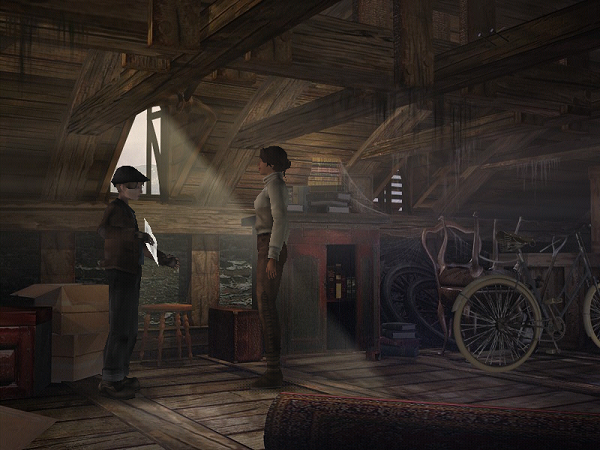 момо получил эскиз мамонта на фабрике форальбергов в игре сибирь