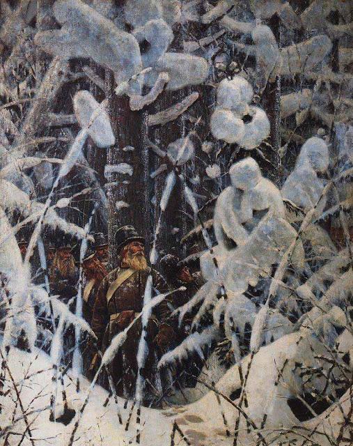 Василий Васильевич Верещагин - Не замай. Дай подойти. 1887-1895