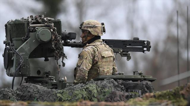EEUU y aliados realizan masivo ejercicio de artillería en Alemania