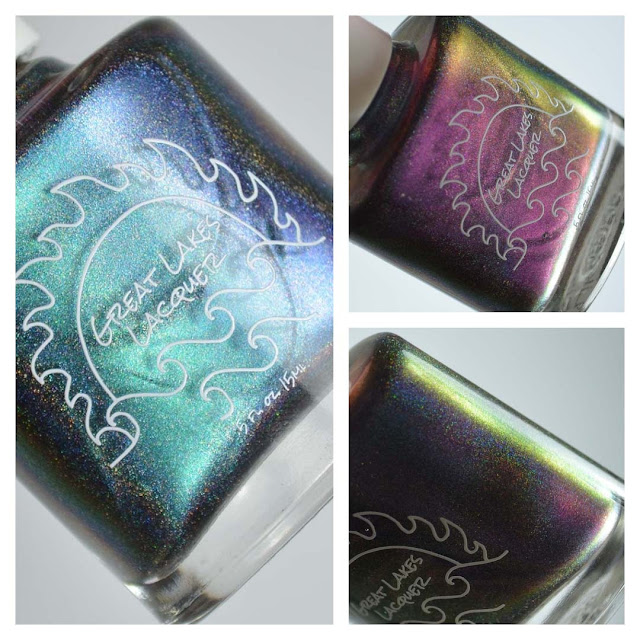 pastel multichrome nail polish